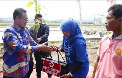 Lampung Miliki 219 Petugas Kawin Suntik Bersertifikat