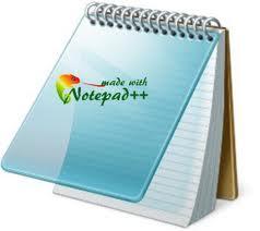 完美取代微軟記事本的免費文字編輯軟體,Notepad++ v6.6.7 多國語言綠色免安裝版!