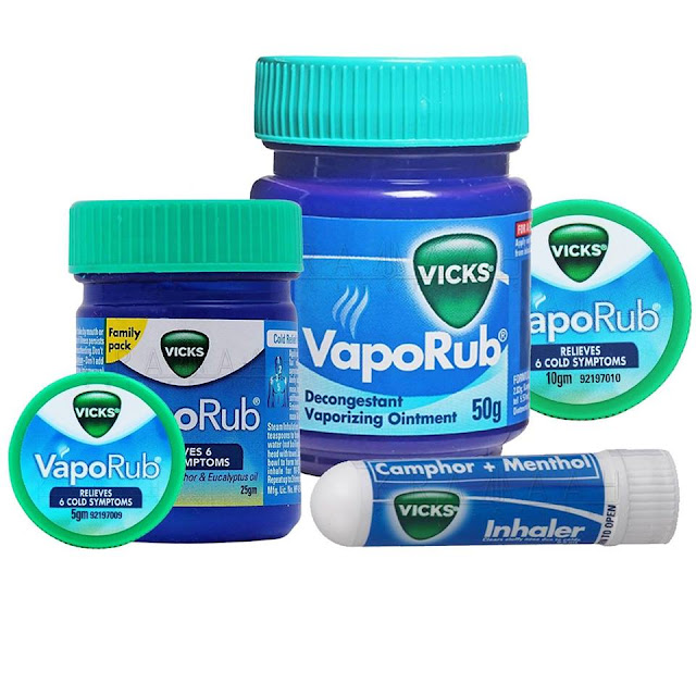 Some uses for Vicks VapoRub : WikiHealthBlog