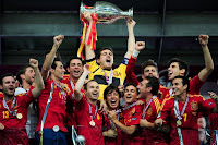 Spain beat Italy to win Euro 2012 Final Championship