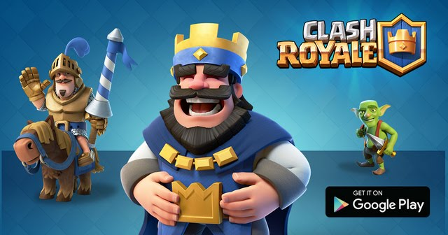 Clash Royale untuk Android