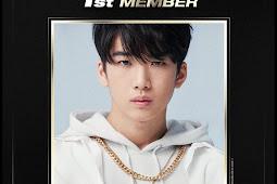 New Line Up Member #1 Ha Yoon Bin