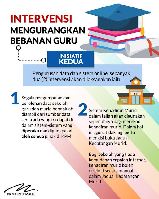 49821634 10156366150788285 4701269260876382208 n - Lima inisiatif, sembilan intervensi ringan beban guru di sekolah