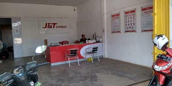 Alamat & Nomor Telepon Kantor J&T Kab Simalungun