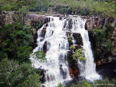 Chapada dos Veadeiros - Cachoeira Almécegas I