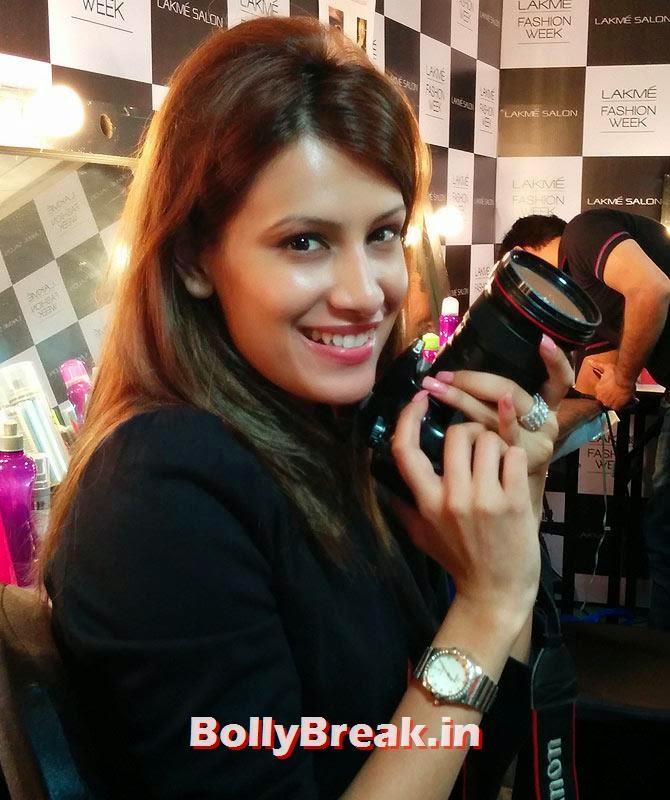 Nikita Yadav, Hot Models Backstage Pics - Lakme India Fashion Week