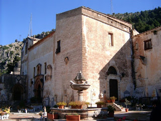 The convent of  San Benedetto il Moro