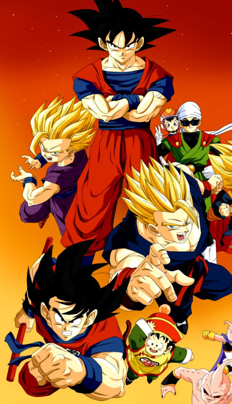 Dragon Ball Z Gotenks Wallpaper Mega Wallpapers