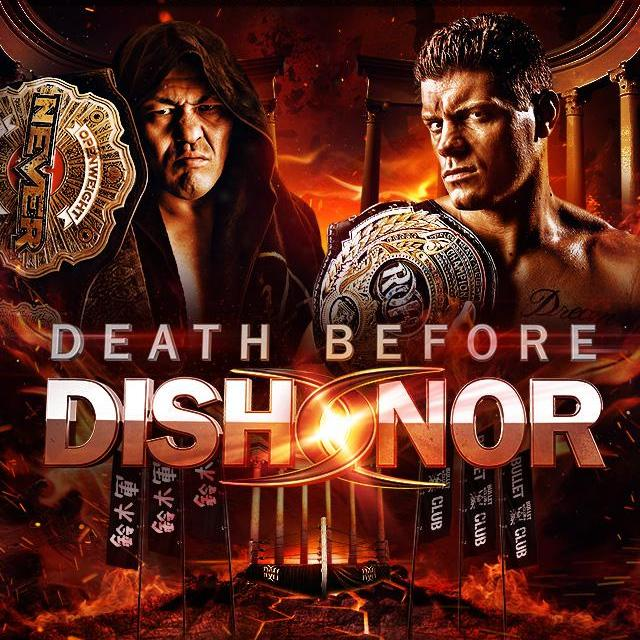 ROH DEATH BEFORE DISHONOR LIVE STREAM