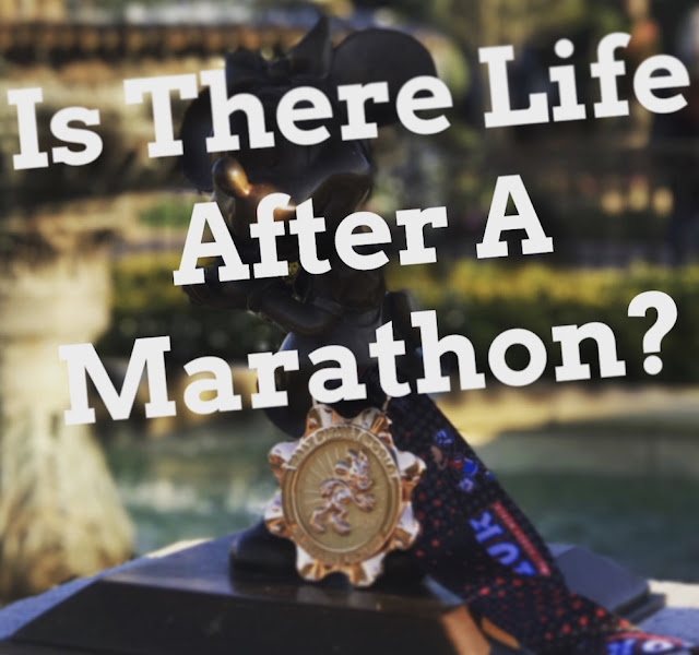 life after marathon race running training exercise program post marathon half recovery rest workout plan