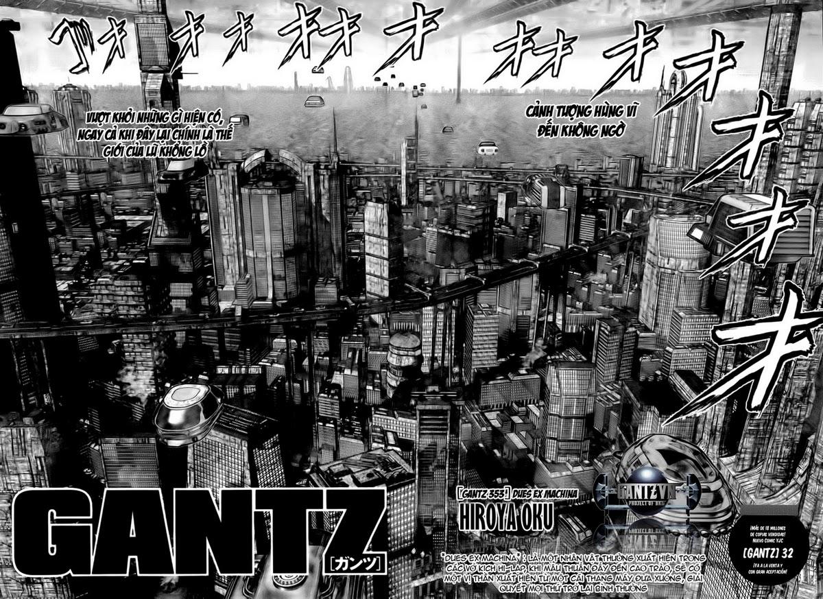 Gantz chap 353 trang 4
