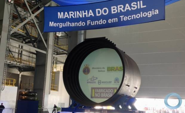 Image Attribute: Submarine Developing Program PROSUB, the most ambitious Projecto of Brazilian Navy. Photo - DefesaNet