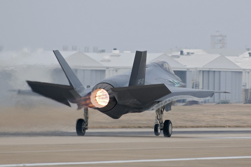 US approves sale F-35 Belgium