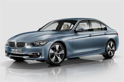 BMW 3 hybrid