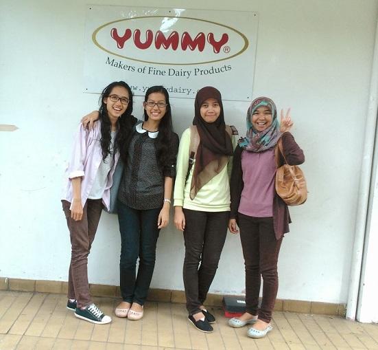 Lowongan Kerja Daerah Jakarta Via Pos | PT.Yummy Food Utama