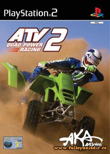 ATV Quad Power Racing 2 PS2
