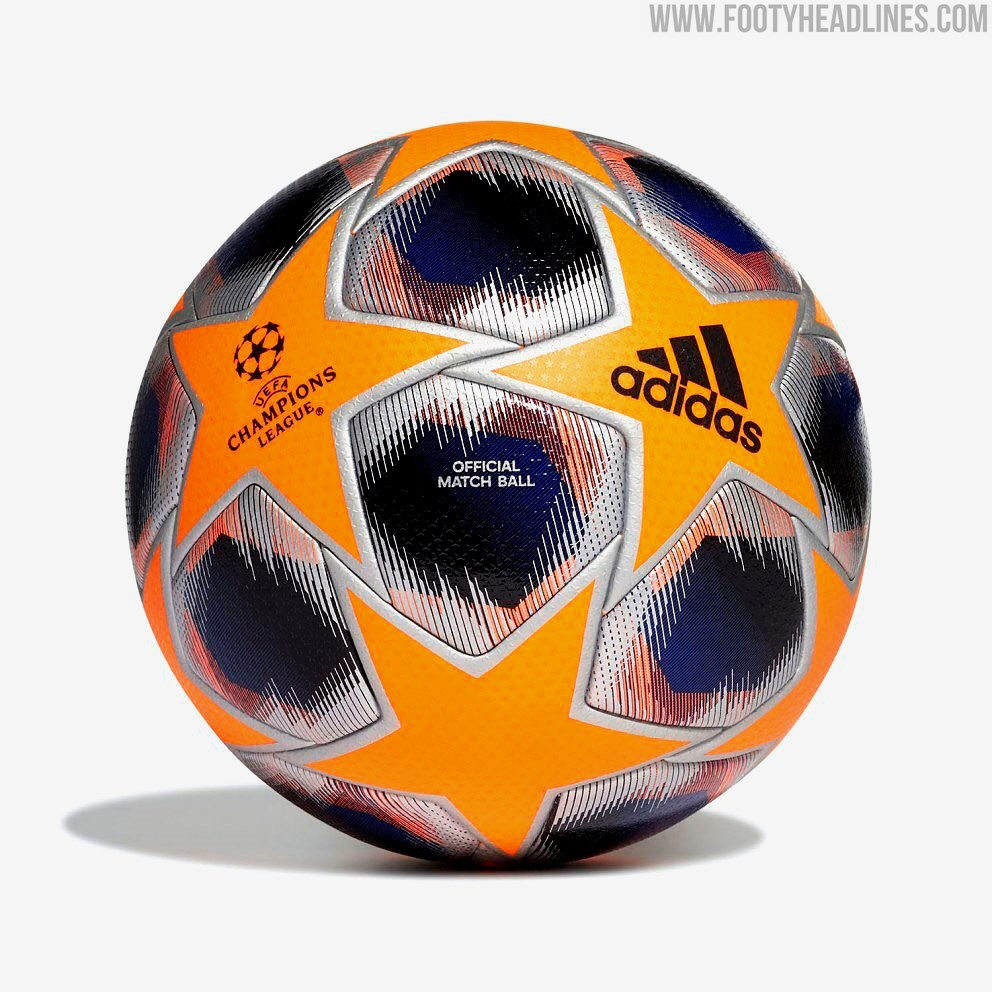 Adidas 20-21 UEFA Champions League Ball Released - Footy ...