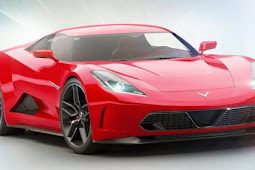 2020 Chevrolet Corvette Stingray (C8) and Mid Engine