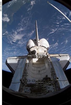 Fotos de caminatas espaciales 8