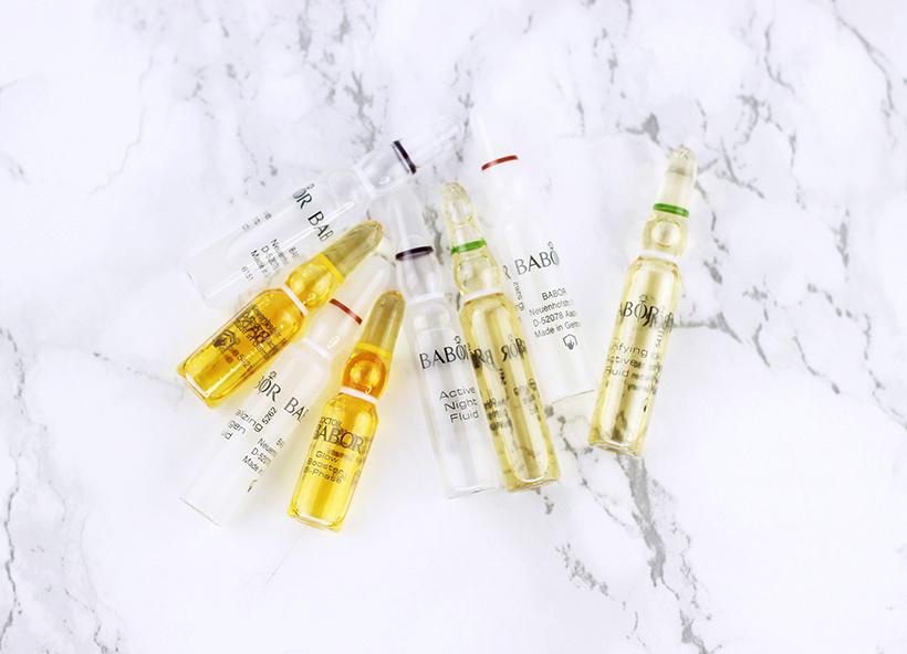 Luxury Skincare Spotlight: BABOR Ampoule Concentrates FP