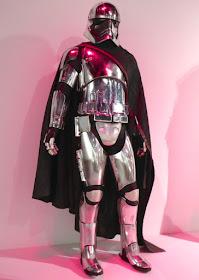Captain Phasma costume Star Wars Force Awakens