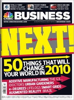 InstaForex Malaysia - Majalah CNBC (Disember, 2009)