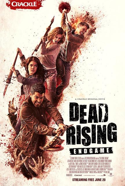 Dead Rising: Endgame (2016) tainies online oipeirates