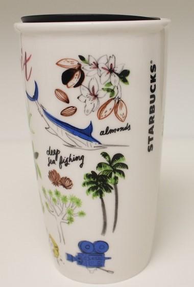 Starbucks California Double Wall Traveler