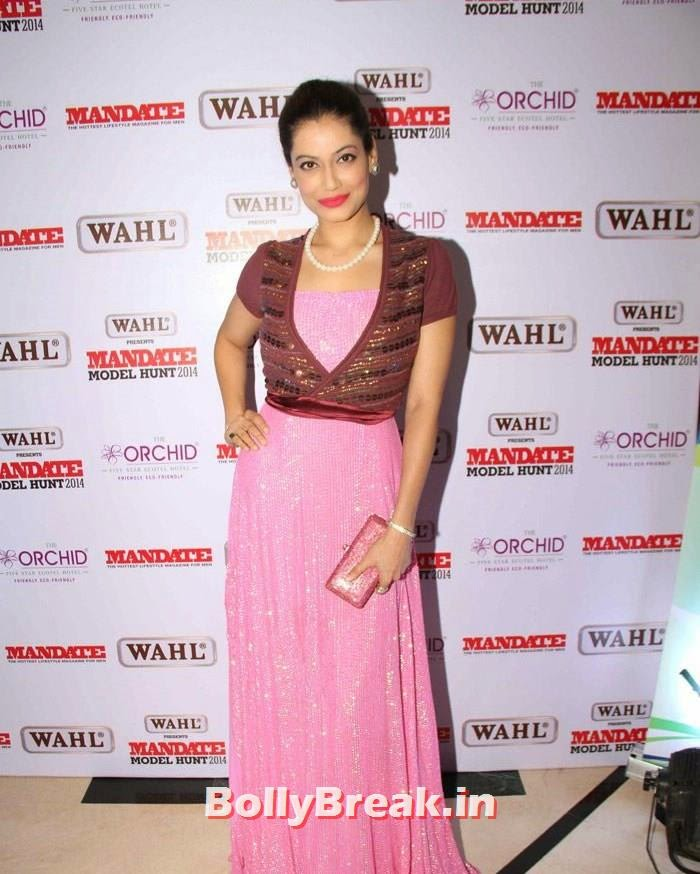 Payal Rohatgi, Mandate Model Hunt 2014 Grand Finale Photo Gallery