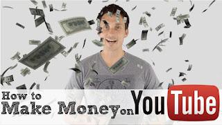 Cara Youtuber Mendapatkan Uang