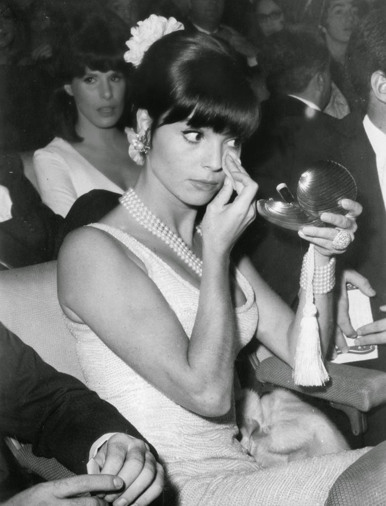 Elsa Martinelli 1964 Rome for Bulgari