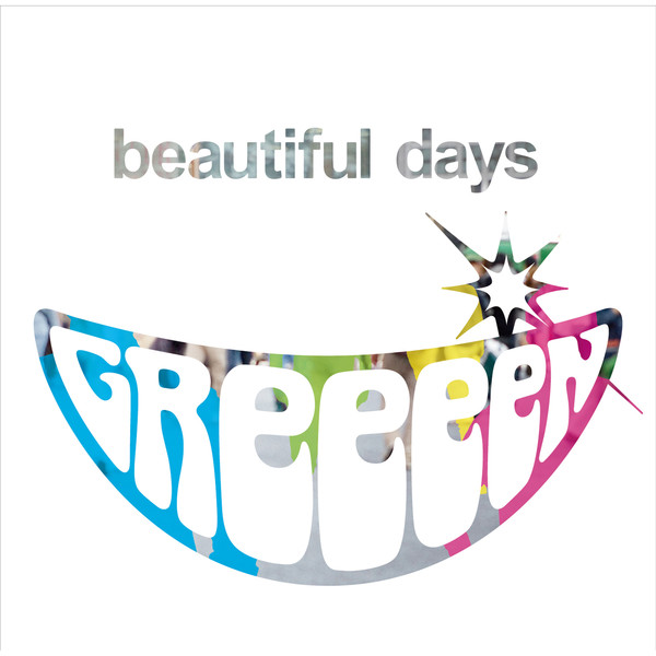 [Single] GReeeeN – beautiful days (2016.07.27/MP3/RAR)