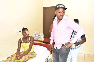 Ossia osanebi helps patients
