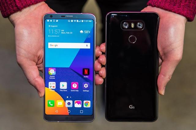 Personalização LG G6 Para seu celular
