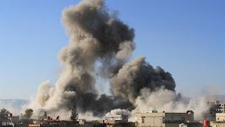Rezim Syiah Nushairiyah Kembali Lakukan Pembantaian Mengerikan Di Al-Bab