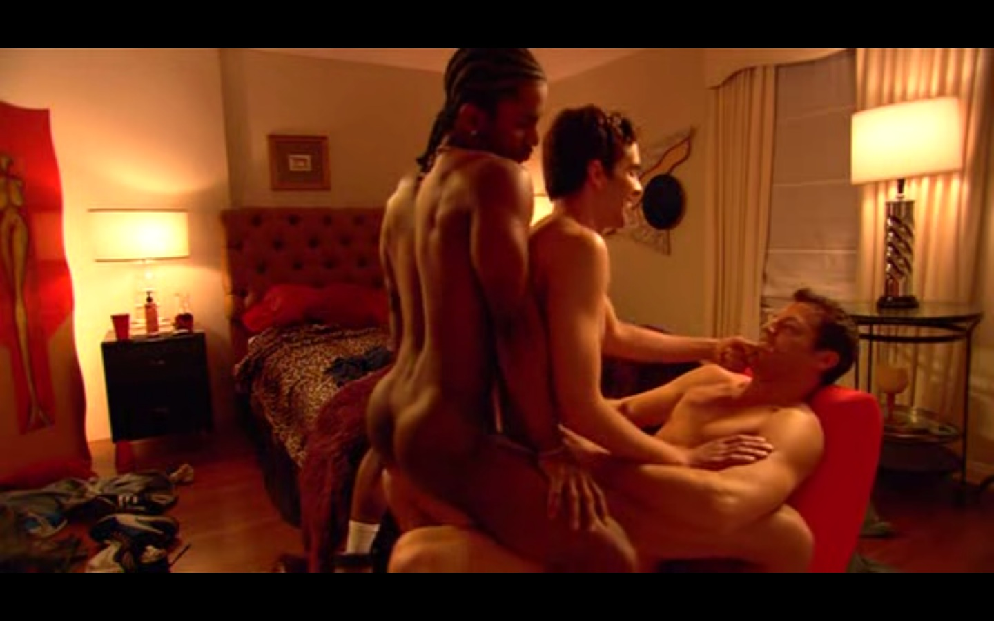 Another movie of love gay film