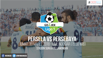 Live Streaming Persela vs Persebaya