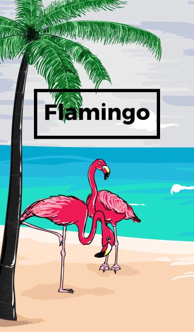 Sexy Flamingo