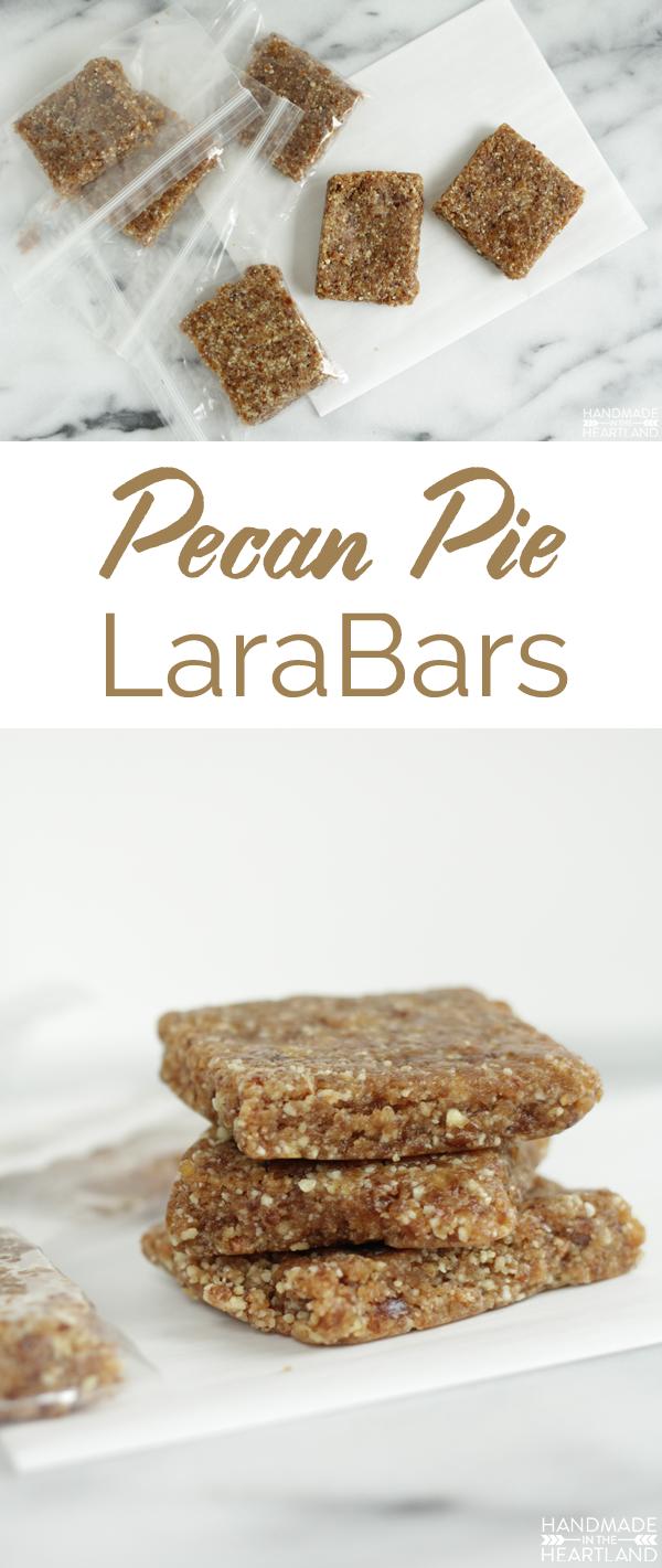 make your own larabars