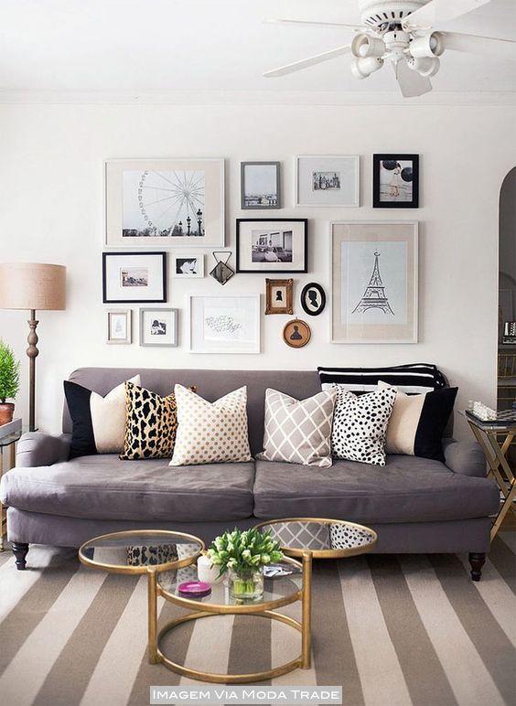 decoração simples para parede