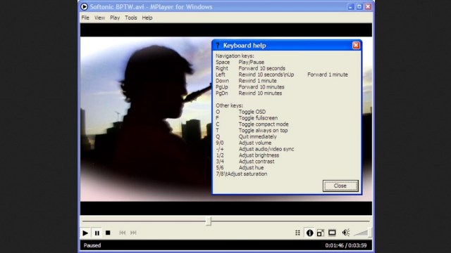 MPlayer Download Free for Windows 10, 7, 8, 8 1 32/64 bit