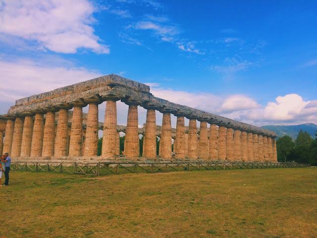 Paestum-Temple