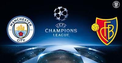Manchester City vs Basel