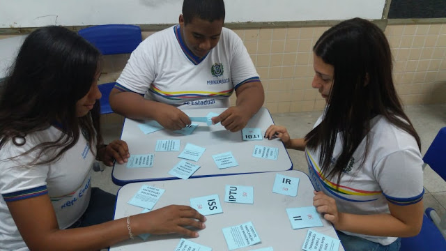 EREM Augusto Gondim em Goiana se classifica para a etapa final do Prêmio Nacional de Educação Fiscal