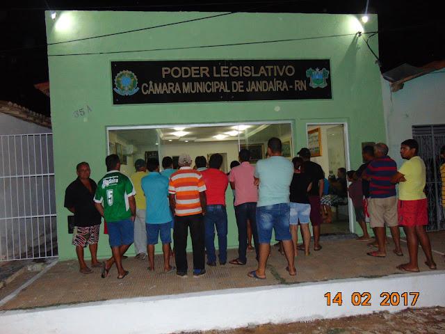 Resultado de imagem para fotos da frente da camara municipal Jandaíra