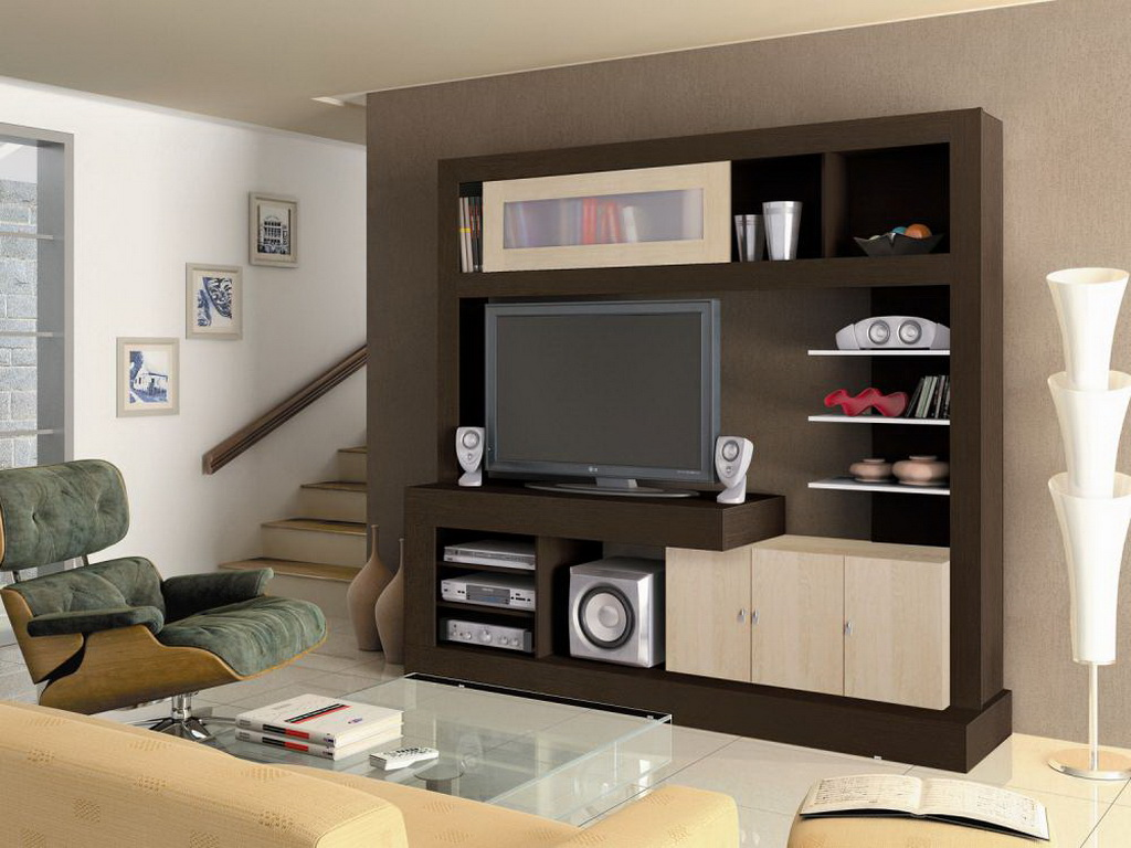 Tv Consoles Or Tv Units Designs In Chennai