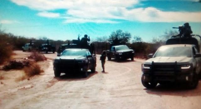 Militares se enfrentan contra huachicoleros, en Sinaloa; hay un soldado muerto y cuatro lesionados | E
