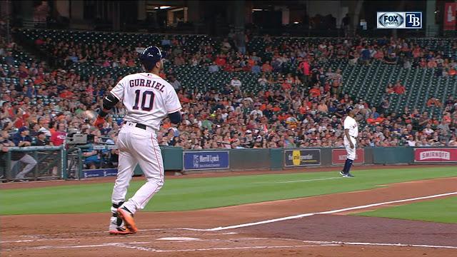 El Yuli ha cumplido las expectativas que la organización de los Astros le ha dotado en su 1ra temporada completa en la gran carpa. Web Screen Shot