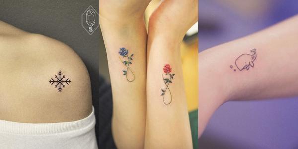 Tattoos delicadas - Blog Mente Viajante