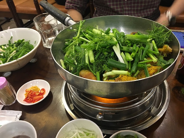 Cha Ca La Vong - Delicious Food For Cold Days 1